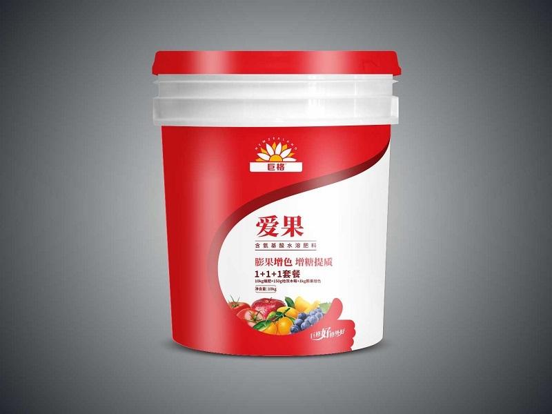 爱果(1+1+1膨果套餐桶肥)