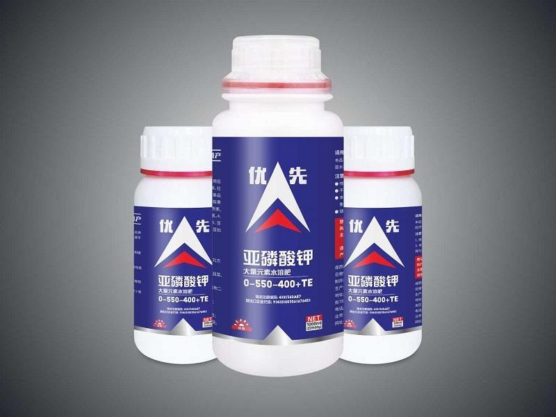 亚磷酸钾(调控一体)